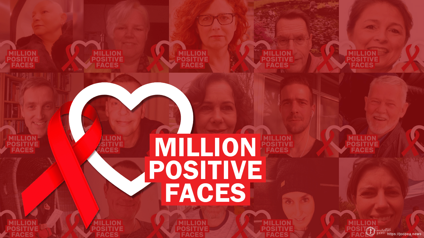 Million Positive Faces Campaign #millionpositivefaces