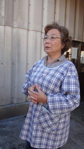 head master of 印旛沼せっけん情報センター(Inbanuma Soap Factory)