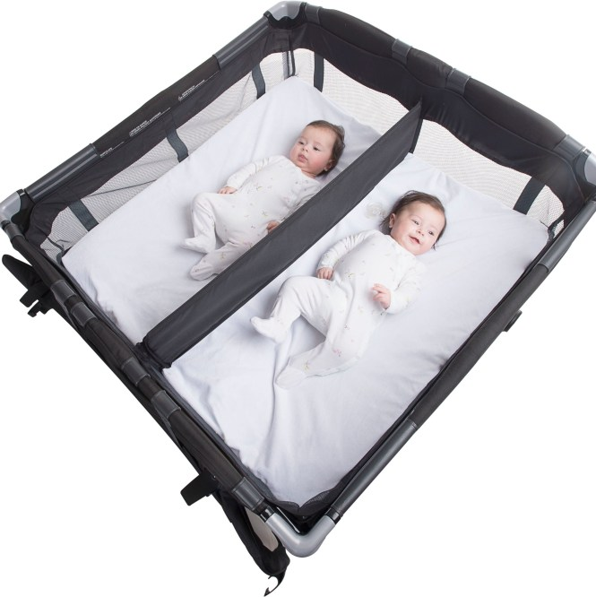 One Large Bassinet Or Two