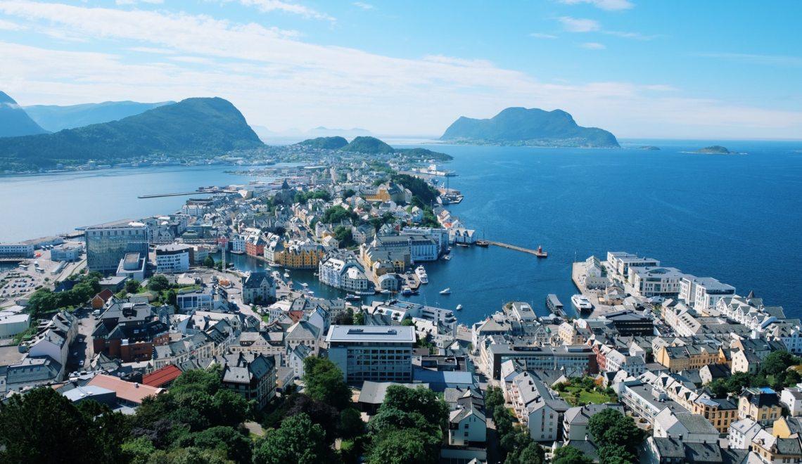 Road trip en Norvège : Ålesund par la Route des Trolls (Trollstigen) – Étape 07