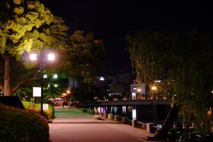 【呉の夜景に秘められた神秘】一望できる市街地の輝きは絶景!