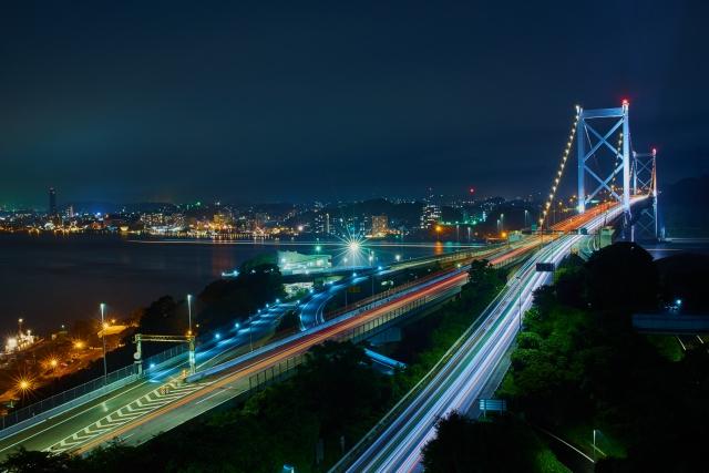 門司港 おすすめ夜景