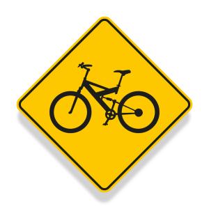 Ciclistas en la Vía (SP-59)