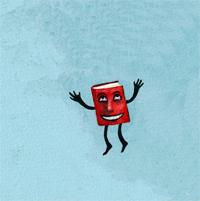 BookMooch logo -book
