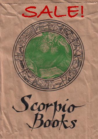 Scorpio Books Sale