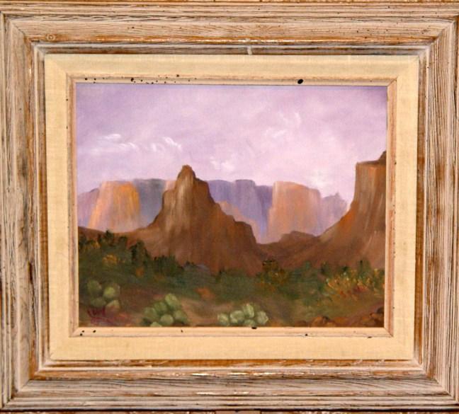 Desert Mesa (2003)