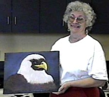 Eagle-Betty Watkins