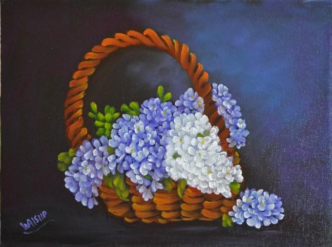 Lilac Basket 03