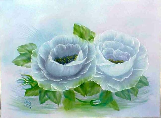 Rose - 025 Blue Roses