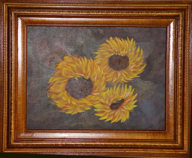 Sunflowers - 005