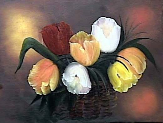 Tulips - 003 Neon-2 (1997)