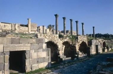 Umm Qais - Jordan Tours