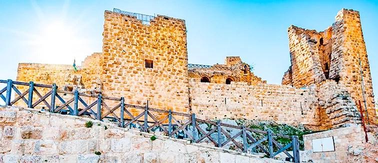 Jerash & Ajloan Castle Day Tour7