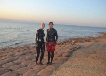 Dead Sea Mudding