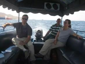 Glass Boat - AQABA (RED SEA