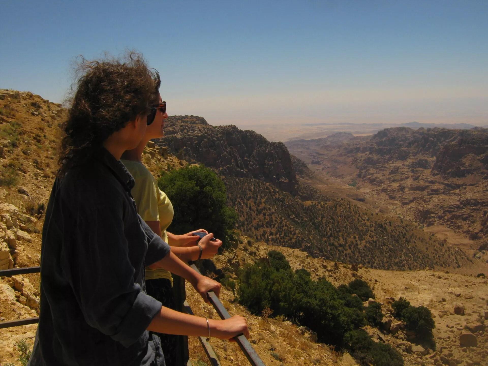 Dana Reserve - Jordan Tour