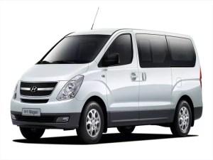 Jordan Day Tour and More- car - Minivan
