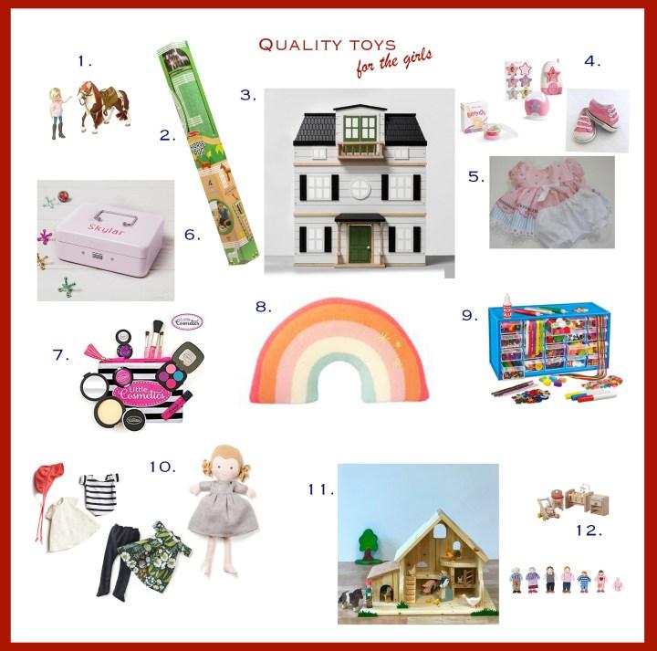 quality toys