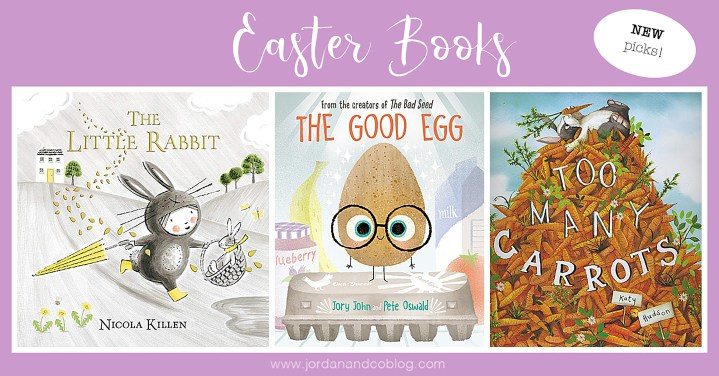 Easter & Spring Books
