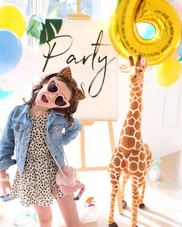 Party Animals: Ardyn turns 6