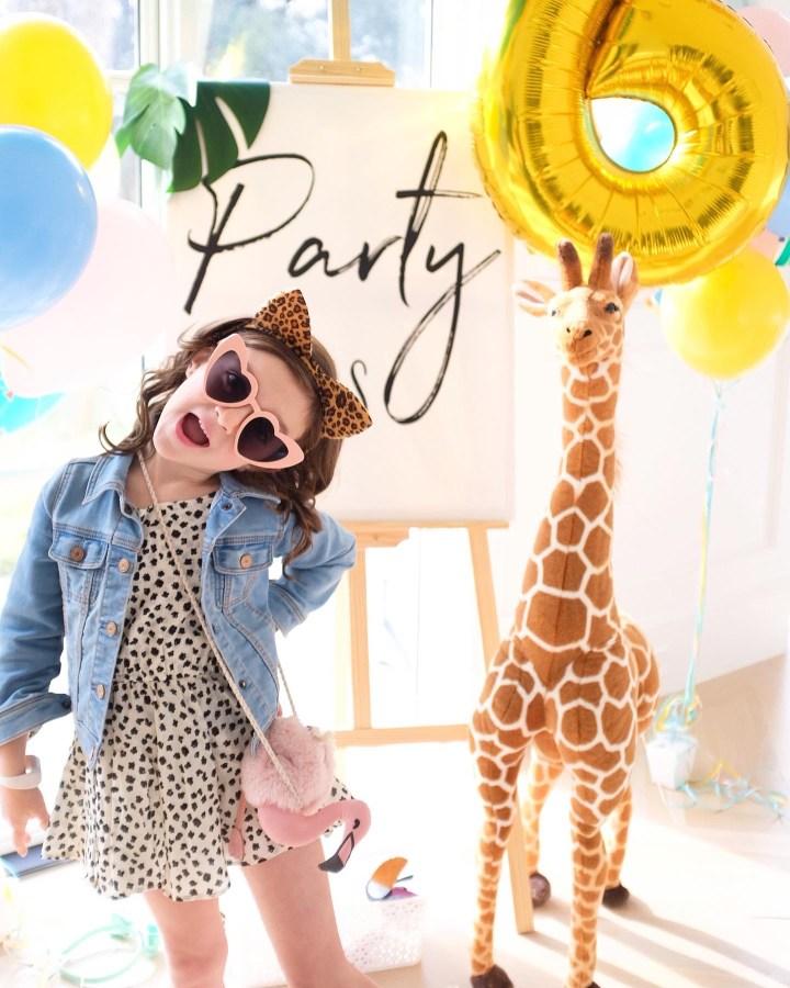 Party Animals: Ardyn turns 6
