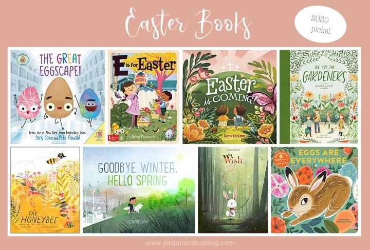 EasterBooks2020