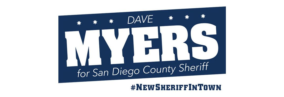 Episode 2: Dave Myers, Candidate for County Sheriff