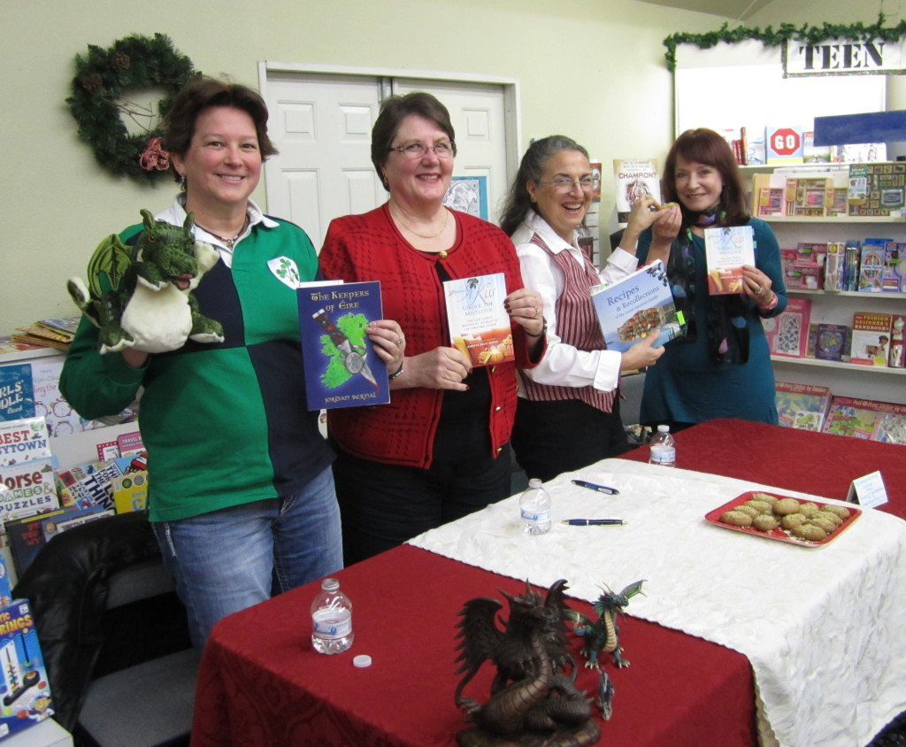 Author Reading - Towne Center Books