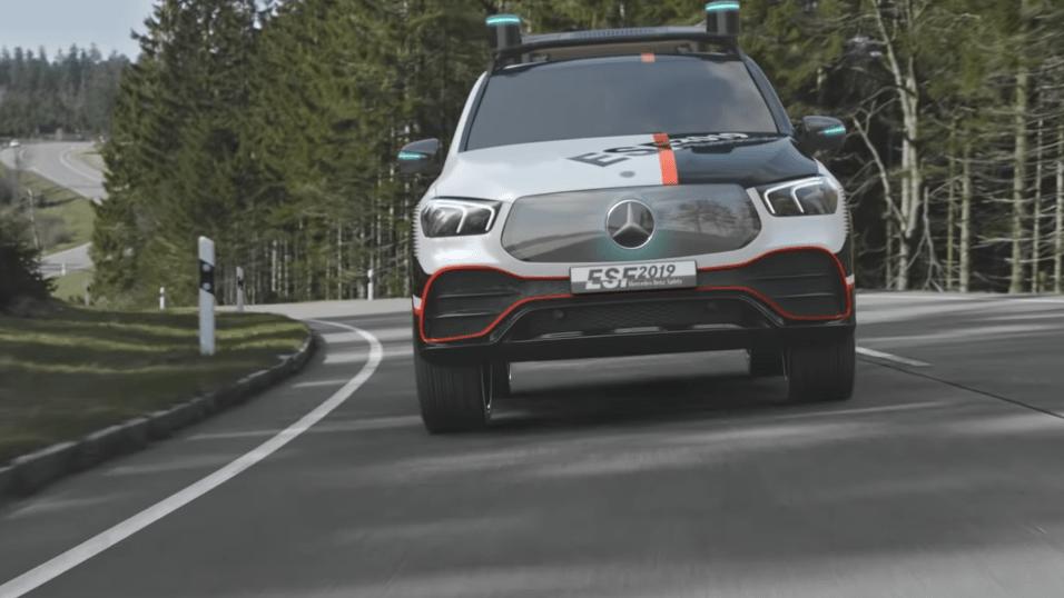 Mercedes ESF