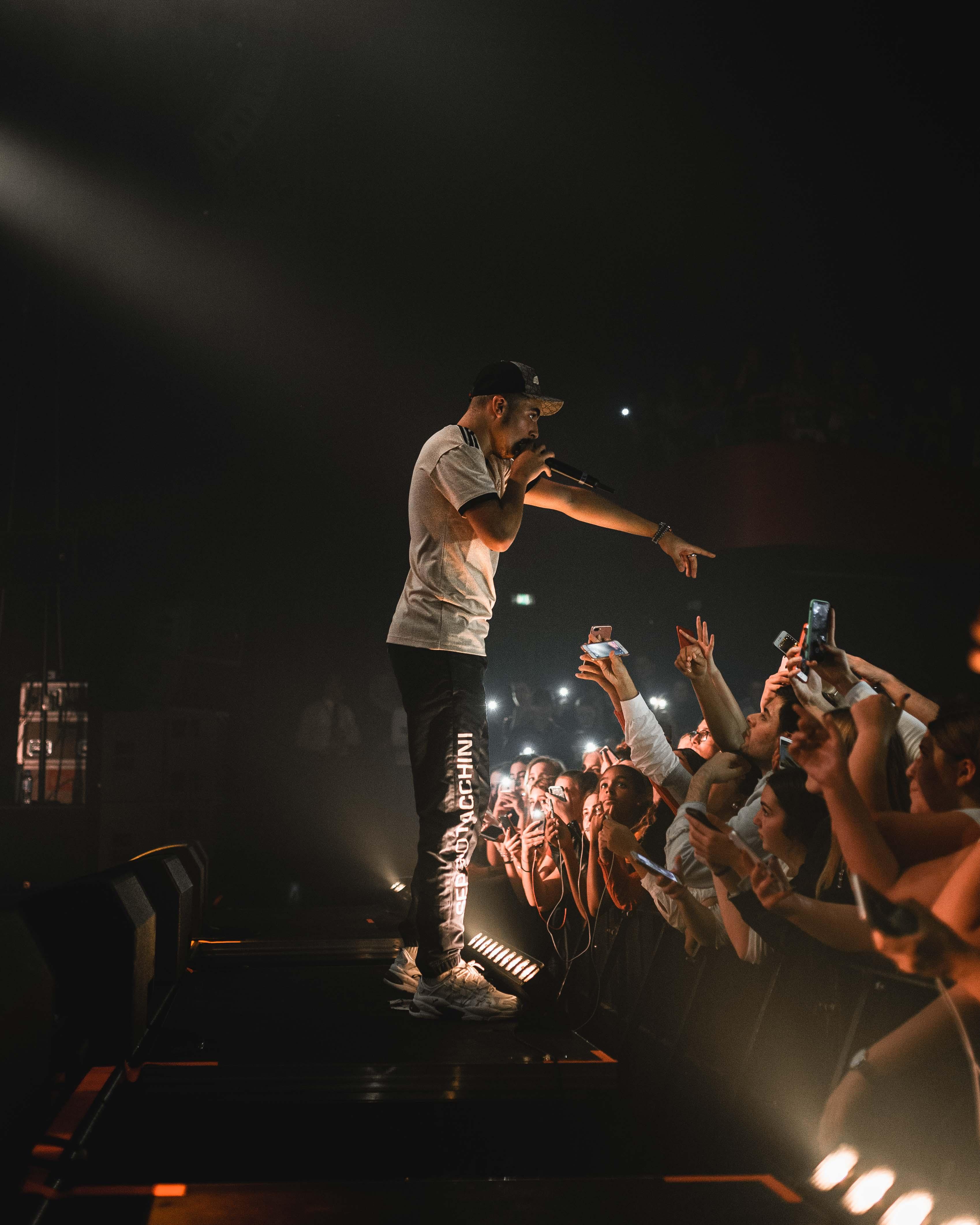 rk en concert a grenoble 2019