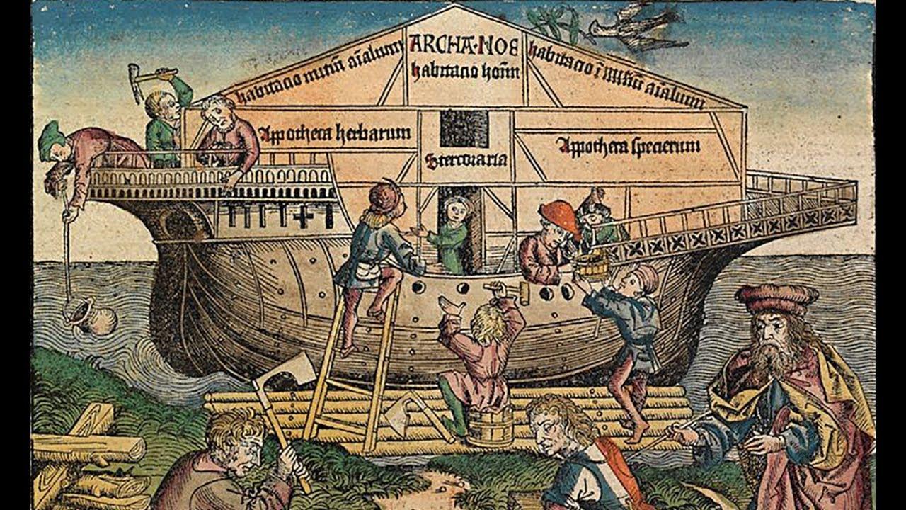 Psychology of the Flood