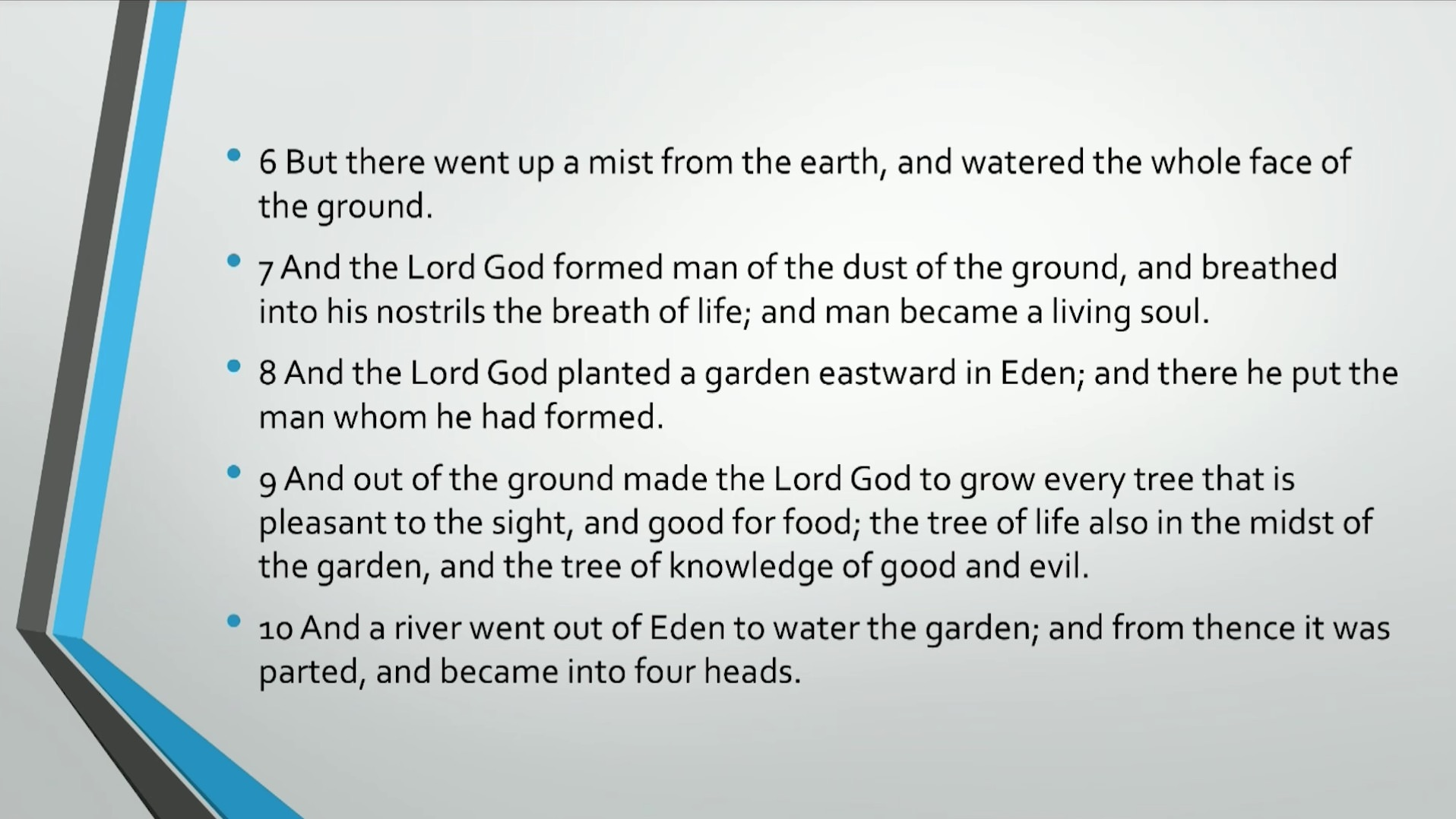 Bible Series Iv Adam Amp Eve Self Consciousness Evil