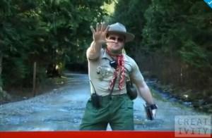 Ranger Jim circa 2005.