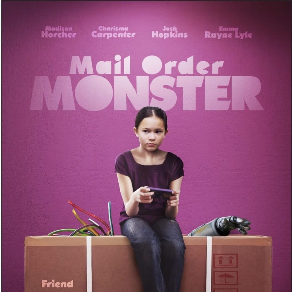 indie feature film mail order monster writer director producer