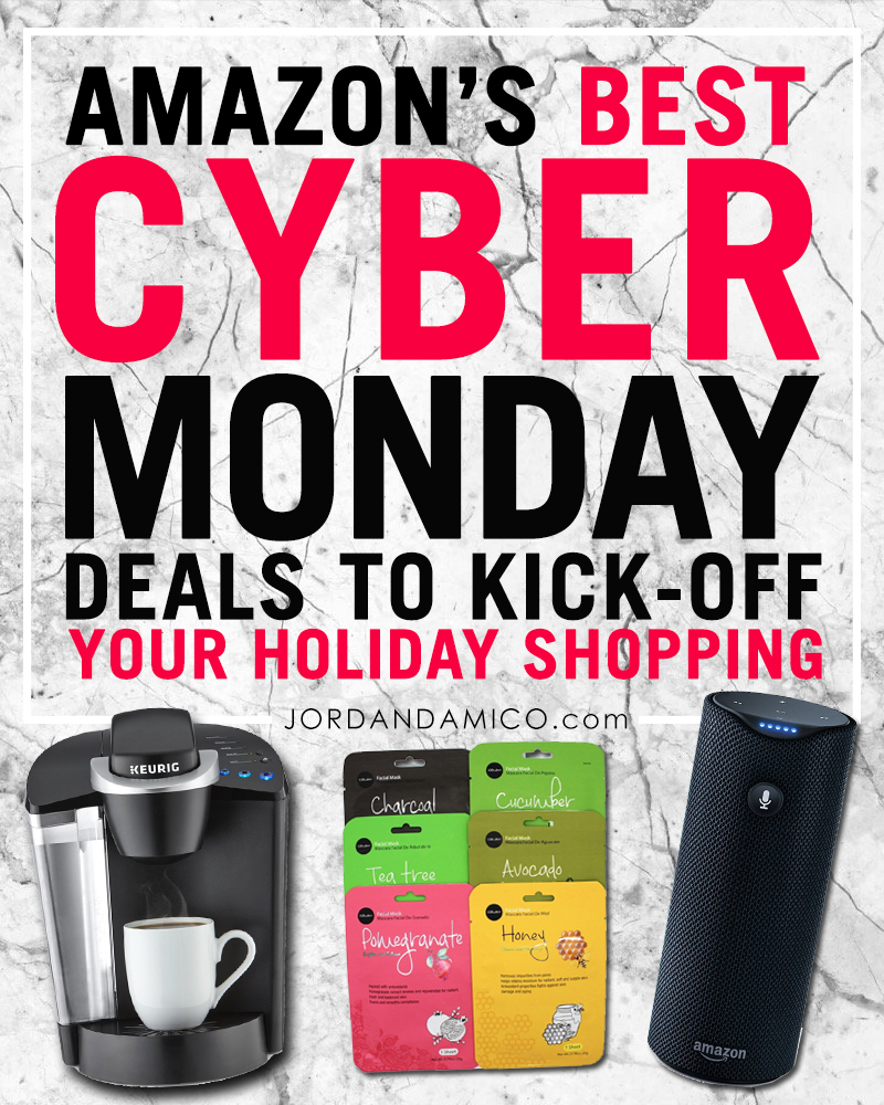 Amazons Best Cyber Monday Deals To Kick Off Your Holiday