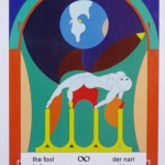A Tarot Numbering Thought