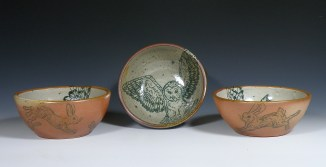 Owl & Bunny Bowls