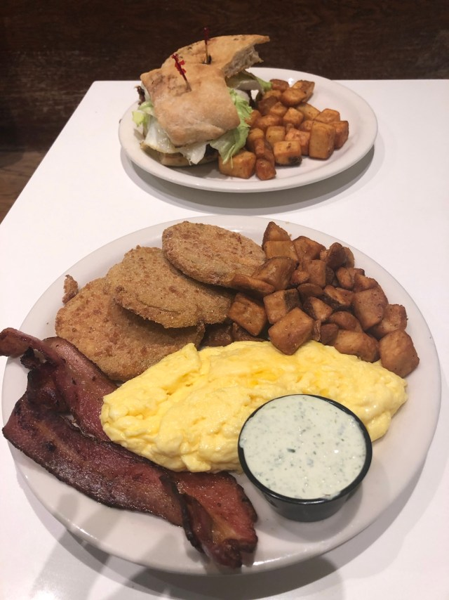 Sunday Brunch at Briarpatch