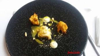 Cod Curry Starter