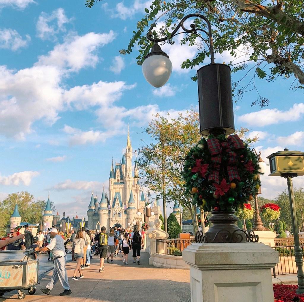 Destination: Disney World