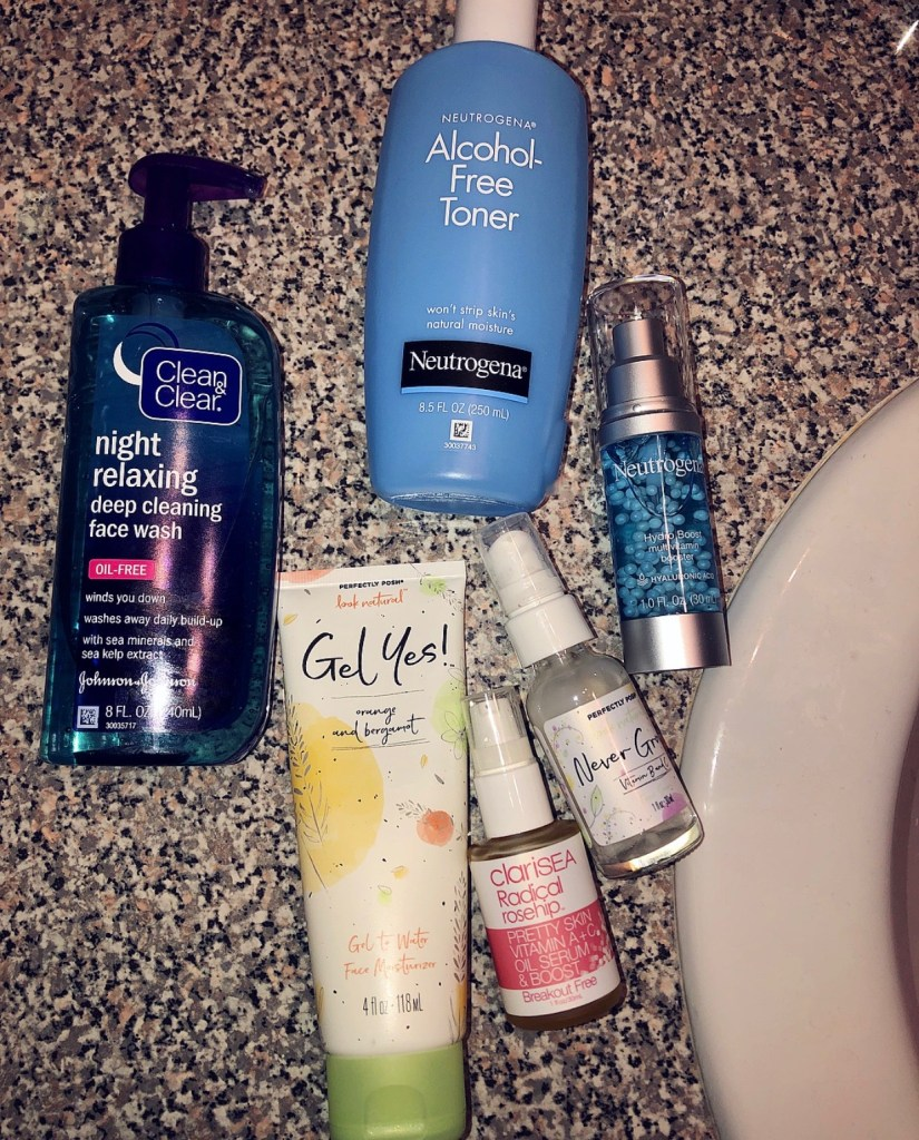The Skincare Routine I Fell In Love With, From A Girl Who Used to Never Even Wash Her Face