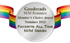 Goodreads M/M Romance Member's Choice Awards