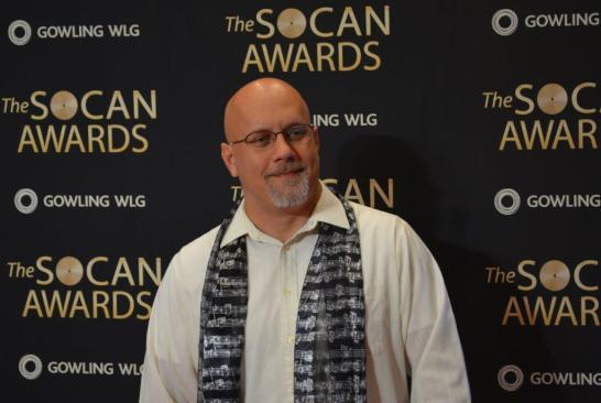 SOCAN Awards 2017
