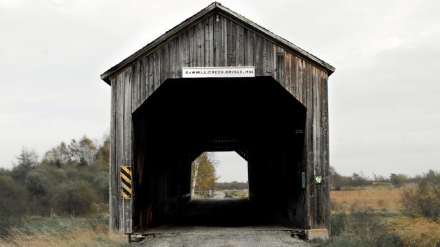 Sawmill Creek Bridge