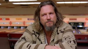 Photo of The Dude from The Big Lebowski