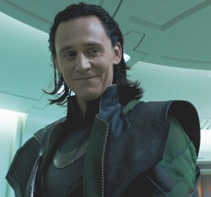 Loki from the Avengers movie series