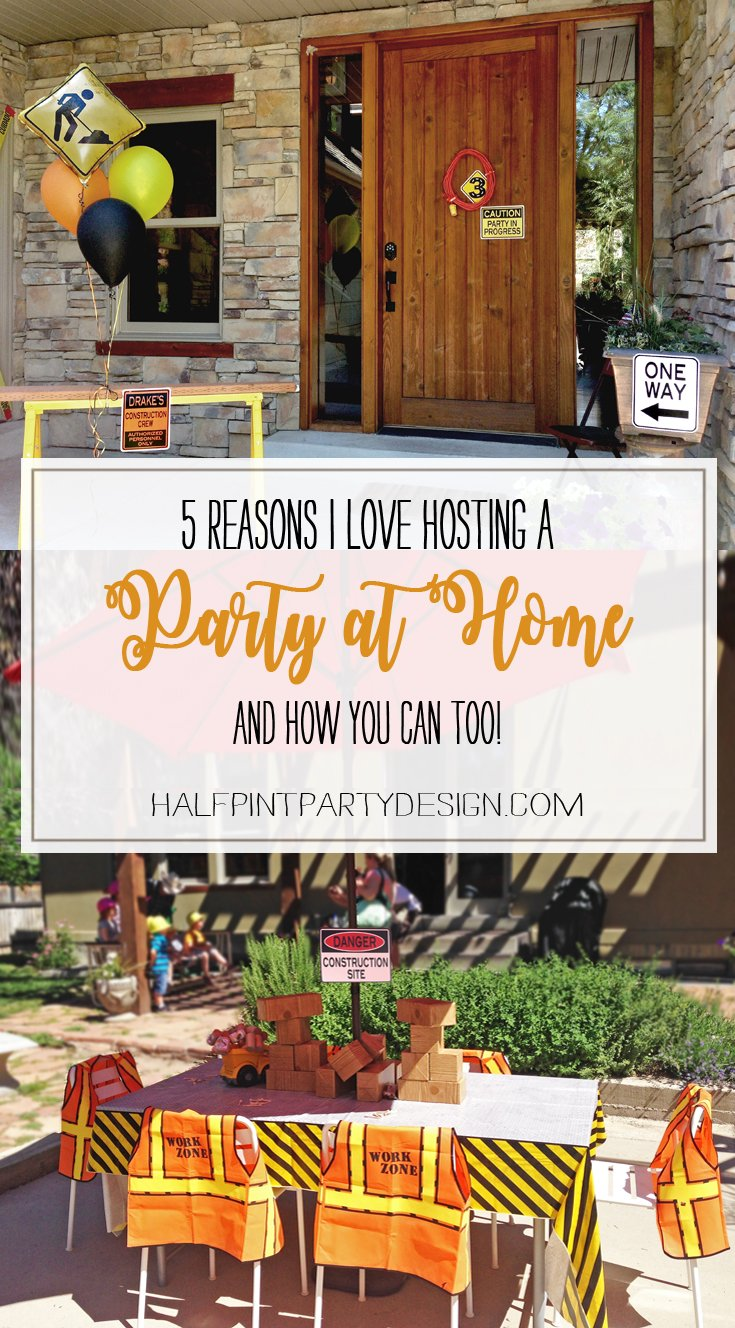 today my friend bri over from halfpint design is going to be sharing some advice on hosting a party at home i know you are going to love her and her site - Hosting A Party At Home
