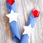 Diy Patriotic Napkin Rings Jordan S Easy Entertaining