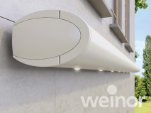 Weinor Folding Arm Awnings 8 (Opal II Casette Box)