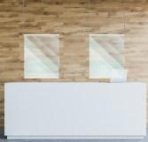 Hangerscreen on reception